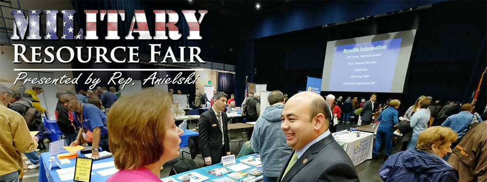 Military Resource Fair - April 3rd 2017 - City of Lyndhurst, Ohio