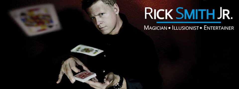 South Euclid / Lyndhurst PTA Council Presents: A 'Magical' Night Featuring Rick Smith, Jr., Magician, Illusionist, Entertainer - October 20th 2017 - City of Lyndhurst, Ohio