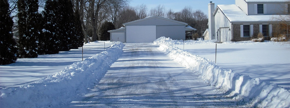 Winter 2015/2016 Snow Plowing Project for Seniors Application - City of Lyndhurst, Ohio