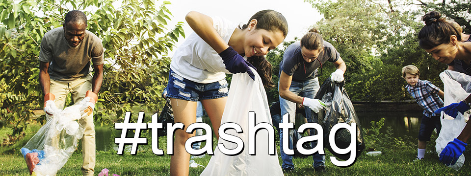 #trashtag Trend Gets Traction in Cuyahoga County with Help from Cuyahoga Recycles - City of Lyndhurst, Ohio