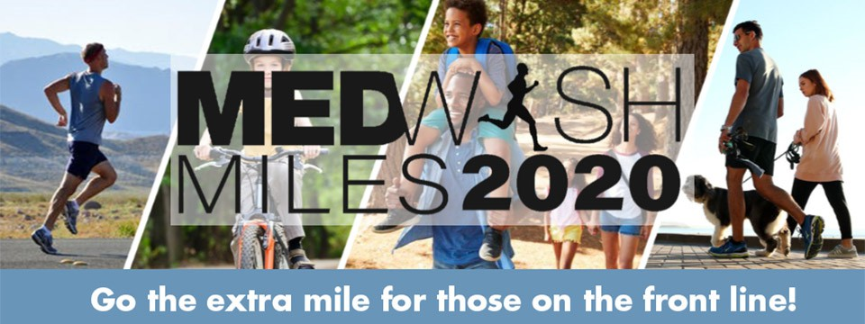 MedWish Miles 2020 A Family Friendly Virtual Race To Honor Those on The Front Lines of the Pandemic
